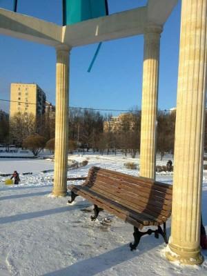 """Районная специализация риэлтора - парк """"Дубки"""""""